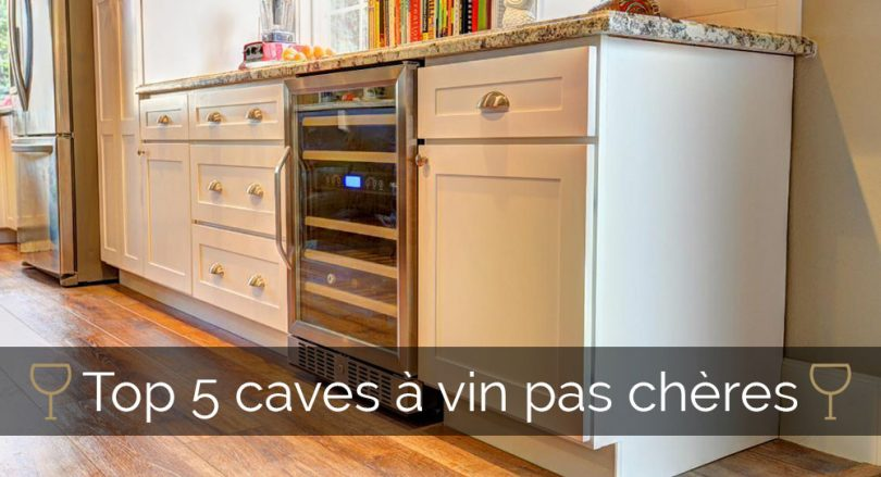 les meilleures caves vin moins de 200. Black Bedroom Furniture Sets. Home Design Ideas