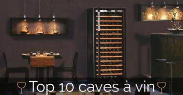 choisir la meilleure cave à vin, le top 10 illustré